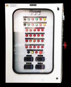 Airport Diesel Transfer Pump Panel