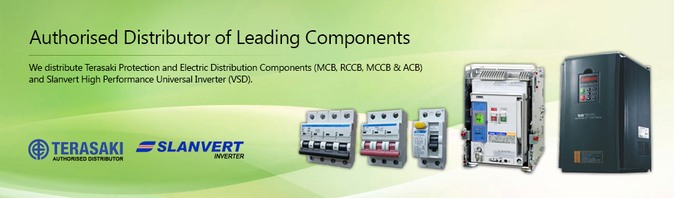 Authorised Distributor of Leading Components