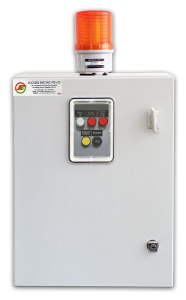 SMS Alarm System for Holding Tank