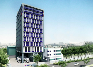Sunhuan Building at 55 Tuas South Avenue 1