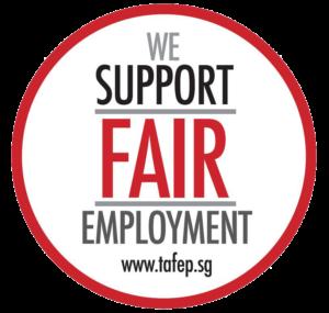 TAFEP Fair Employment