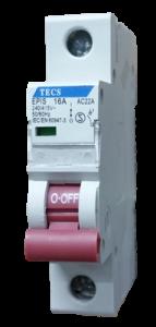 Terasaki Isolator 1 Pole