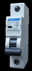 Terasaki Miniature Circuit Breaker 1 Pole